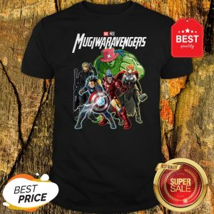 Marvel One Piece Mugiwaravengers Avengers Endgame Shirt