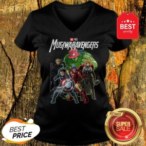 Marvel One Piece Mugiwaravengers Avengers Endgame V-neck
