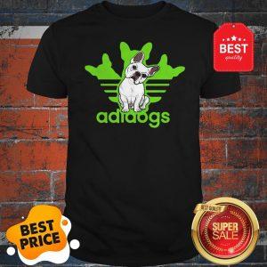 Nice Addidogs Bulldog Shirt
