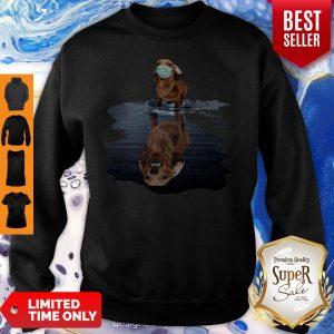 Premium Beagle Face Mask Water Dog Sweatshirt