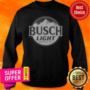 Awesome Busch Light Day Drinking Sweatshirt