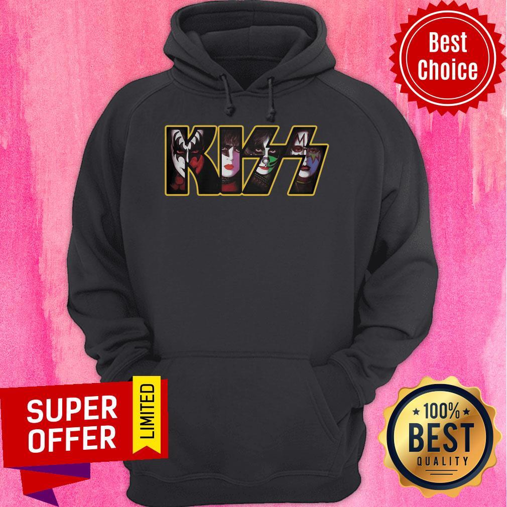 Premium Kiss Rock Hoodie