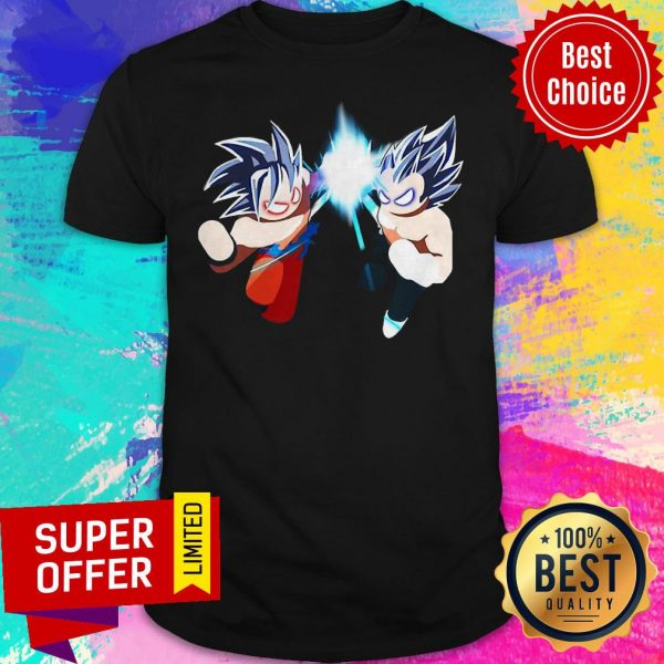 Awesome Super Saiyan Dragon Goku Warriors Z Shirt