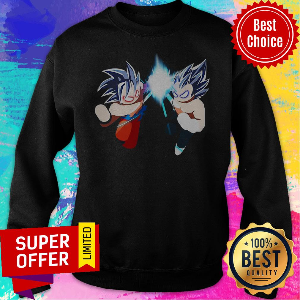 Awesome Super Saiyan Dragon Goku Warriors Z Sweatshirt