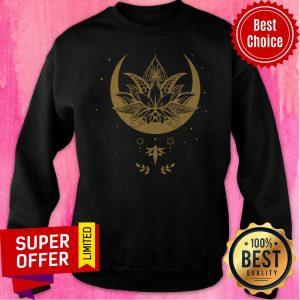 Nice Galaxy Lotus Sweatshirt