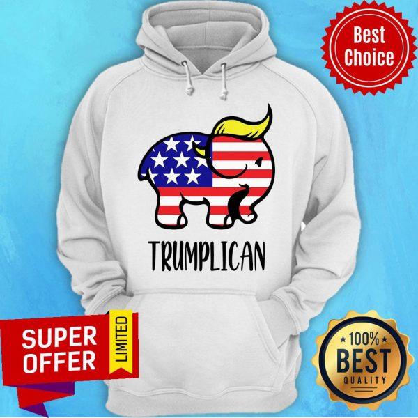 Premium Trumplican Hoodie