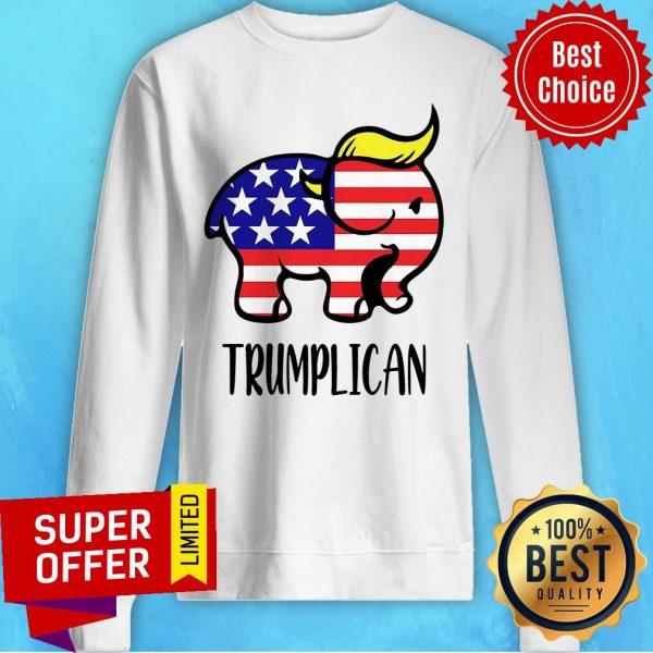 Premium Trumplican Sweatshirt