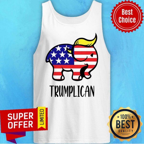 Premium Trumplican Tank Top