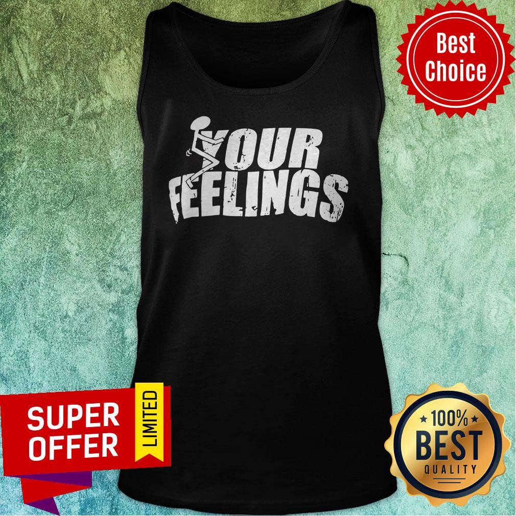 Awesome Your Feelings Tank Top