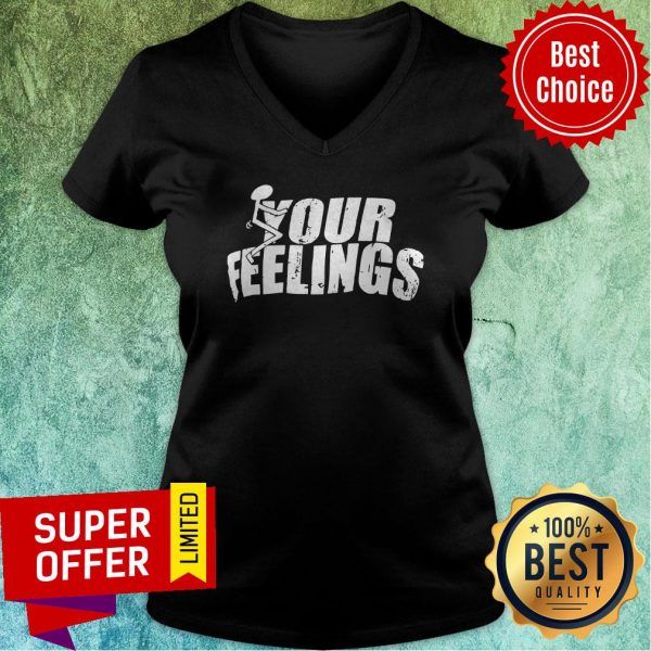 Awesome Your Feelings V-neck