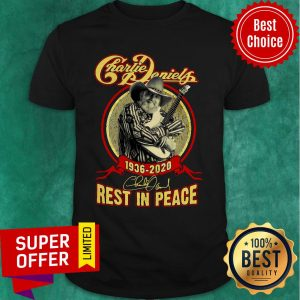 Nice Charile Daniels 1930 2020 Rest In Peace Shirt