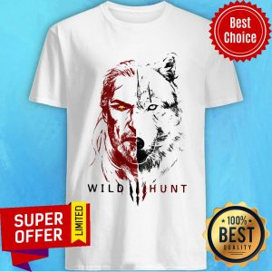 Official The Witcher 3 Wild Hunt Shirt