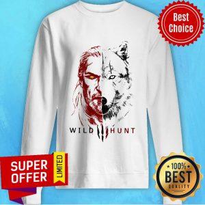 Official The Witcher 3 Wild Hunt Sweatshirt