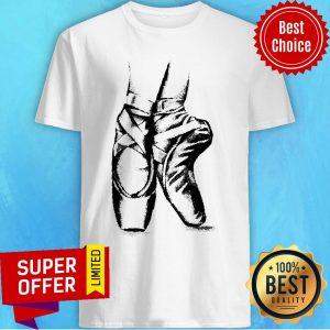 Premium Ballet Shoes Shirt