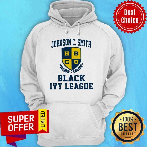 Top Johnson C.Smith HBCU Black Ivy League Hoodie
