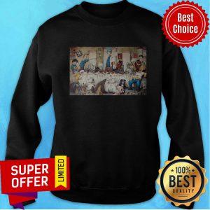 Top Rick And Morty Marcelo Ventura Art Sweatshirt