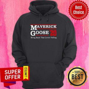Awesome Maverick Goose 2020 Bring Back That Loving' Feeling Hoodie