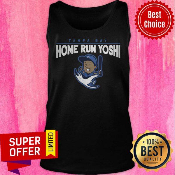 Premium Tampa Bay Home Run Yoshi Tank Top