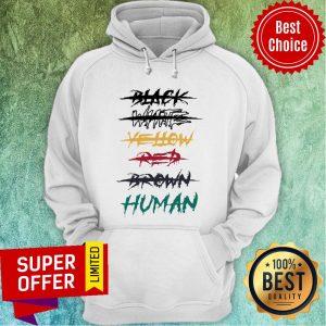 Top No Discrimination Sweater Hoodie