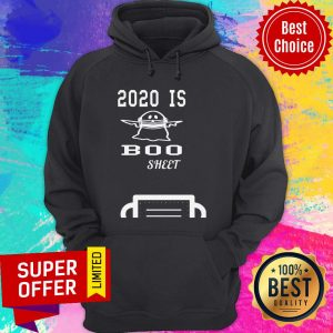Awesome 2020 Is Boo Sheet Hoodie