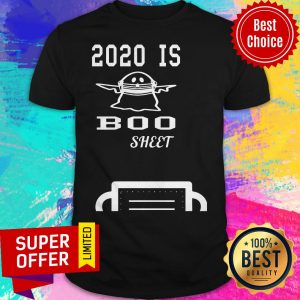 Awesome 2020 Is Boo Sheet Shirt