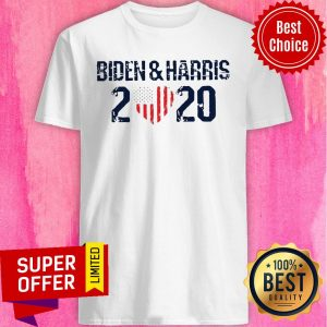 Awesome Biden And Harris 2020 Shirt
