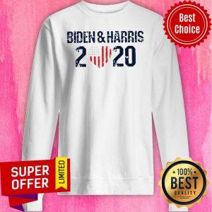Awesome Biden And Harris 2020 Sweatshirt