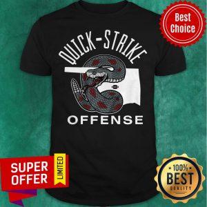 Official Quick Strike Offense Football Shirt
