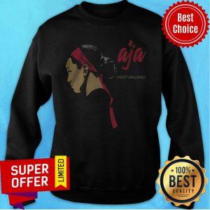 Premium Most Valuable A Ja Sweatshirt
