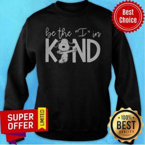 Premium Snoopy Be The I In Kind Sweatshirt
