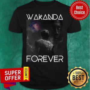 Top Wakanda Forever Shirt