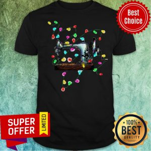 Awesome Sewing Merry Christmas Shirt