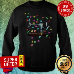 Awesome Sewing Merry Christmas Sweatshirt