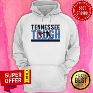 Funny Tennessee Tough Nashville Footbal Hoodie