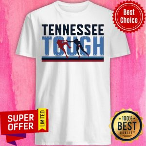 Funny Tennessee Tough Nashville Footbal Shirt