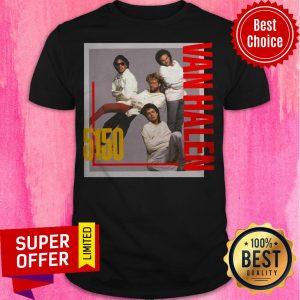 Funny Van Halen 5150 Official Shirt
