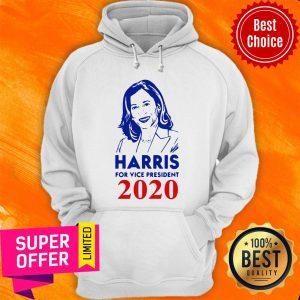 Nice Harris For Vice President 2020 Women Hoodie