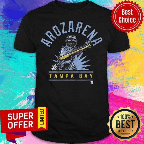 Premium Randy Arozarena Tampa Bay Baseball Shirt