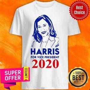 Nice Harris For Vice President 2020 Women Shirt