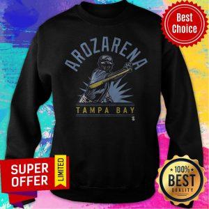 Premium Randy Arozarena Tampa Bay Baseball Sweatshirt
