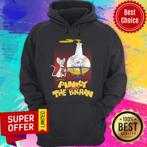 Top Pinky And The Brain Lab Flask Hoodie
