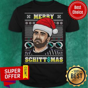 Awesome Merry Schittsmas Ugly Christmas ShirtAwesome Merry Schittsmas Ugly Christmas Shirt