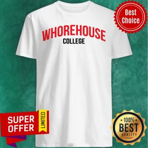Premium Whorehouse College Shirt