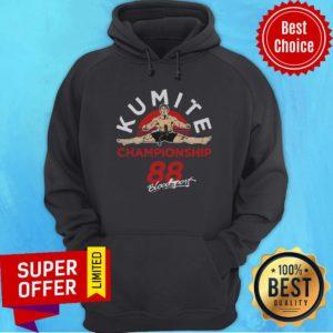 Nice Kumite Championship 88 Bloodsport Hoodie