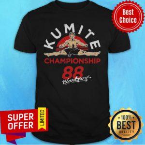 Nice Kumite Championship 88 Bloodsport Shirt