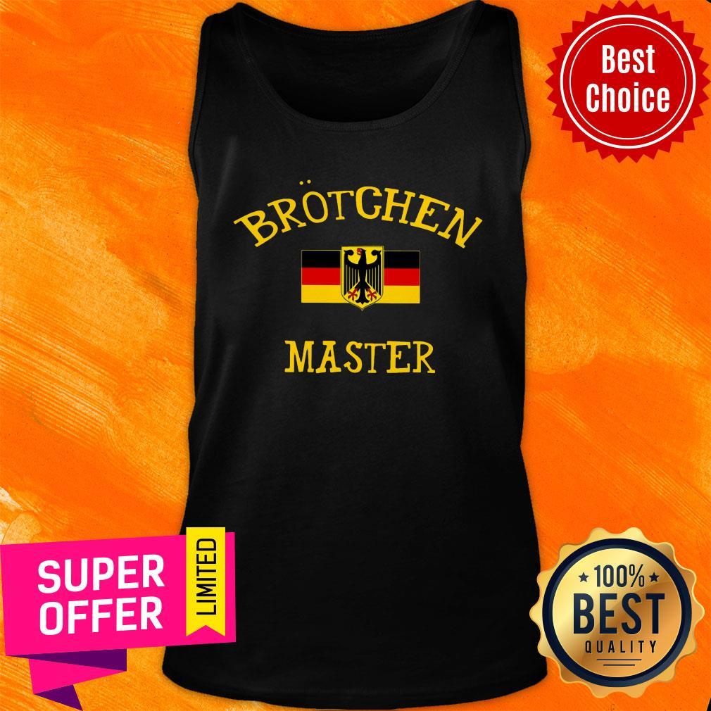 Premium Brotghen Master Tank Top