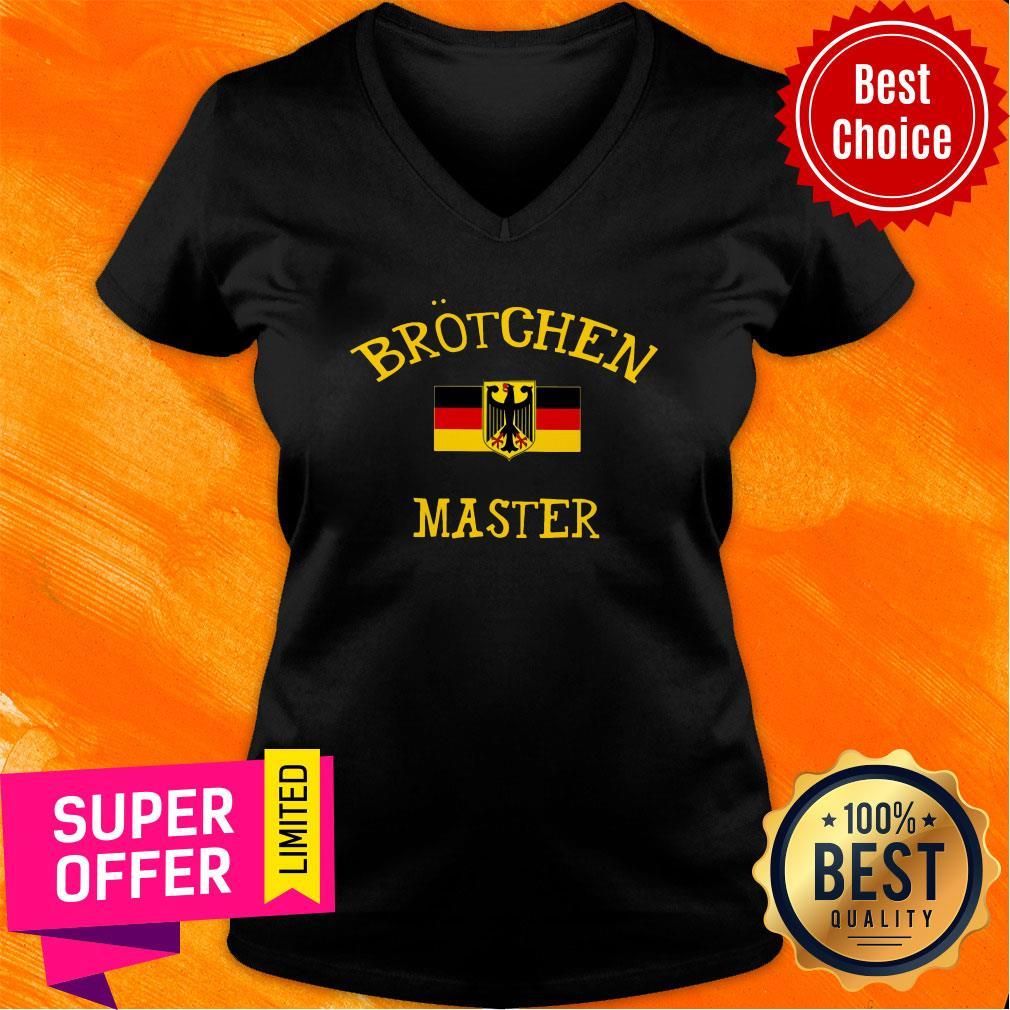 Premium Brotghen Master V-neck