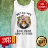 Premium Joe Exotic Tiger Hey All You Cool Cats Tank Top