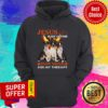 Top Jesus Is My Savior Boston Terriers Are My Therapy Hoodie
