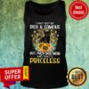 Black Cat Not Maybe Rich & Famous But A Cat Mom And That's Priceless Tank Top